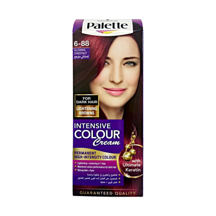 Schwarzkopf Palette Semi Kit 6-88 Ruby Red 50ml - Talabac