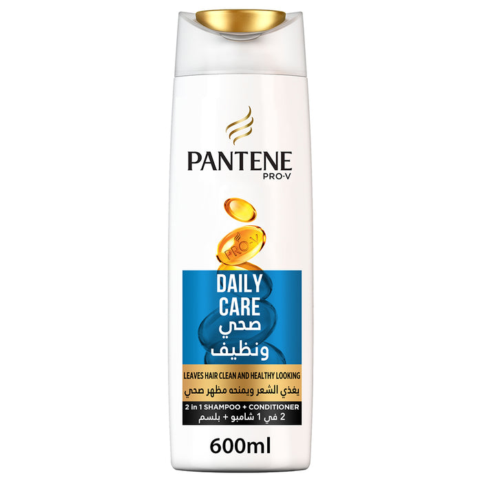 Pantene Pro-V Daily Care Shampoo 600 Ml