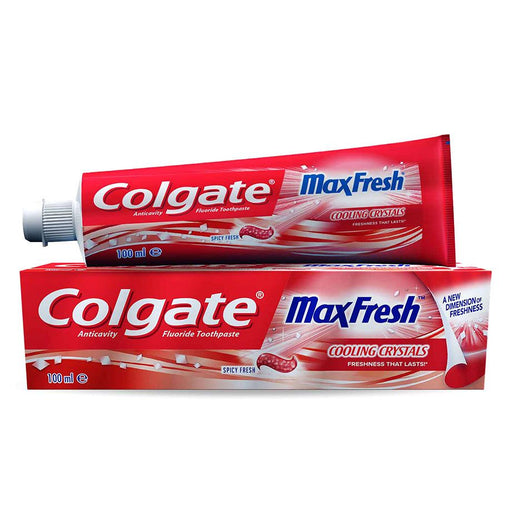 Colgate Max Fresh Spicy Gel Toothpaste 100ml