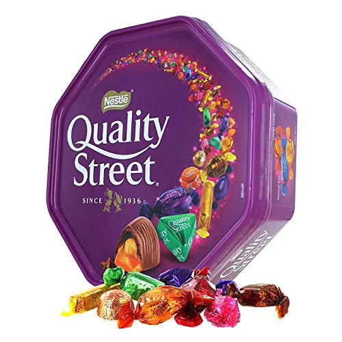Nestle Quality Street Large Tin 900g - Talabac