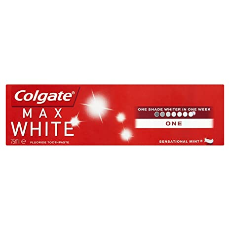 Colgate Colgate Max White One Sensational Mint- 75ml