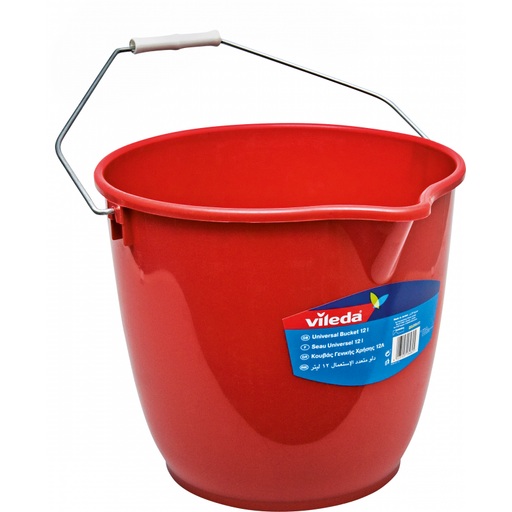 Vileda Round bucket with 12 liters capacity - Talabac