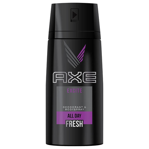Axe Body spray Deodorant, Excite - 150ml