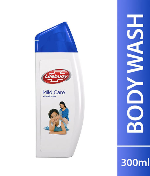 Lifebuoy Body Wash Mild Care Shower Gel 300ml
