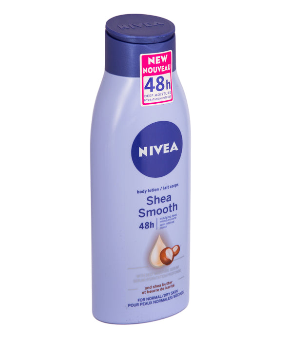 NIVEA Shea Daily Moisture Body Lotion, 250 ml