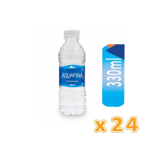 Aquafina Bottled Drinking Water 24 x 330ml