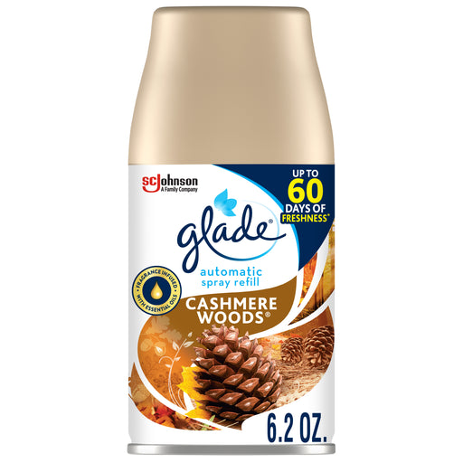 Glade Air Freshener Automatic Refill Cashmere woods  269ml