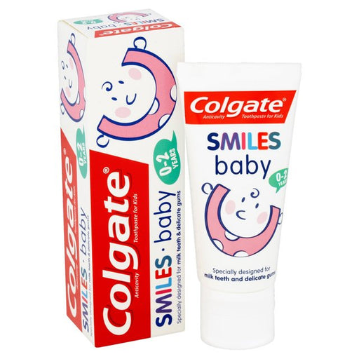 Colgate Smiles Kids 0-2 years Toothpaste 50ml