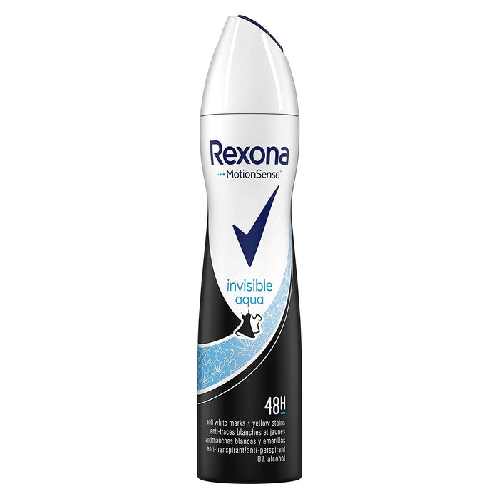 Rexona invisible Aqua for Women 200ml