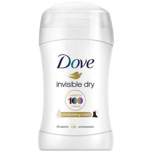 Dove Invisible Dry Roll-On Anti-Perspirant Deodorant 40ml (Made in Britain)
