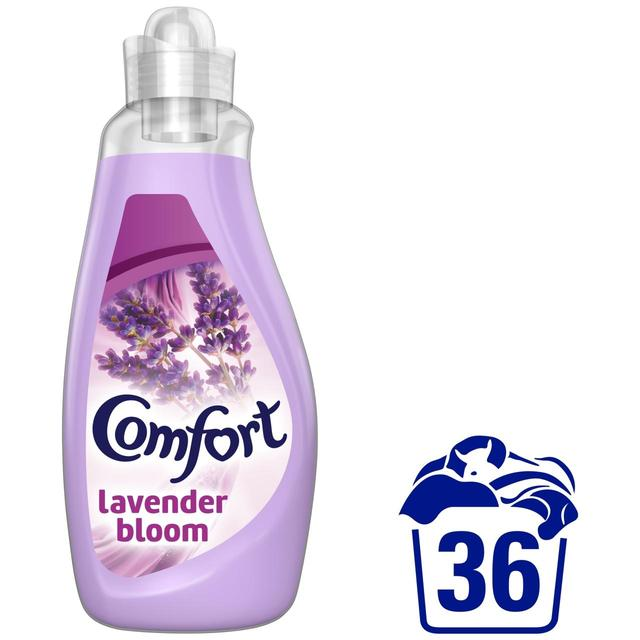 Comfort Lavender Fabric Conditioner 36 Wash 1.26L (Made in Britain). - Talabac