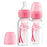 Dr. Browns 120ml Narrow-Neck Options+ Pink Baby Bottle 2pcs