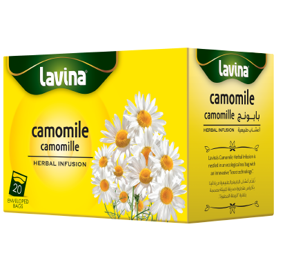 Lavina Camomile - Herbal Infusion 20's