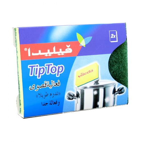 Vileda Tip Top Extra Action Sponge