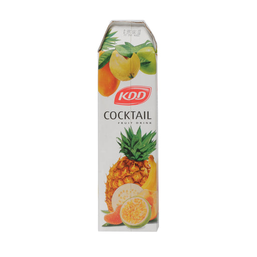 KDD Cocktail Juice 1Litre - Talabac