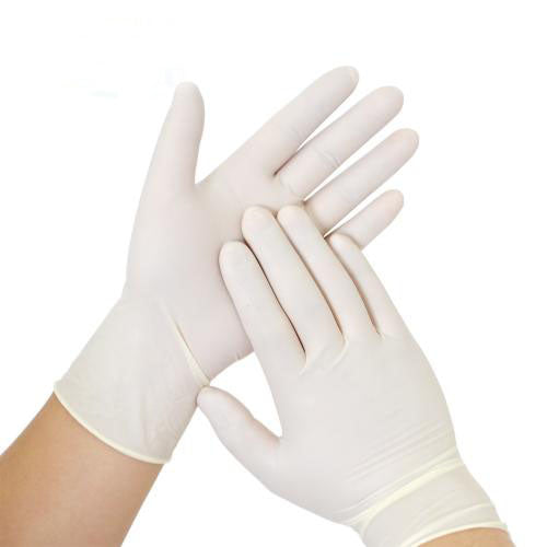 RZ Examination Gloves Powder Free Large / Red Pack - 100 per pack - Talabac