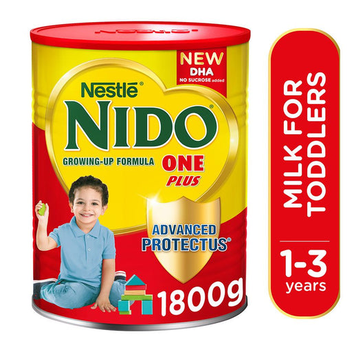 Nestle Nido One Plus Stage 3 | From 1 - 3 yrs 1800g