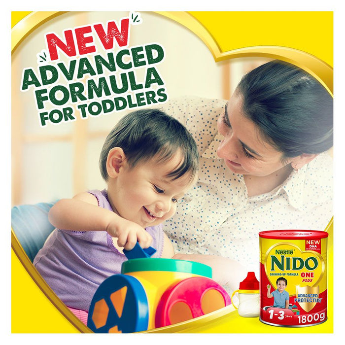 Nestle Nido One Plus Stage 3 | From 1 - 3 yrs 1800g - Talabac