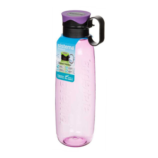 SISTEMA 850ML TRITAN TRAVERSE BOTTLE