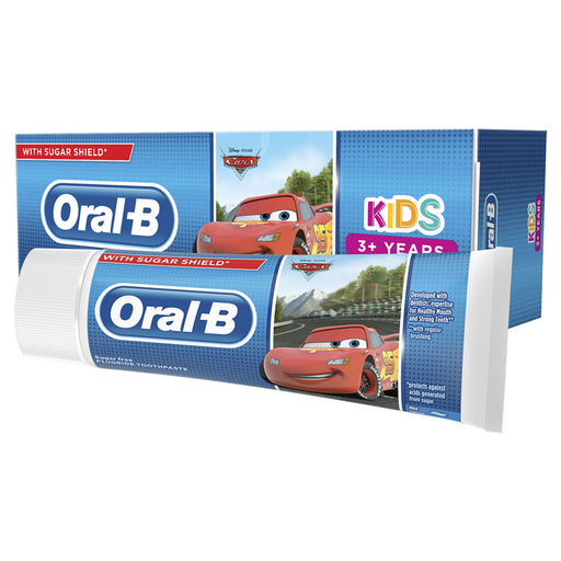 Oral-B Kids 3+ Years Toothpaste Disney Cars