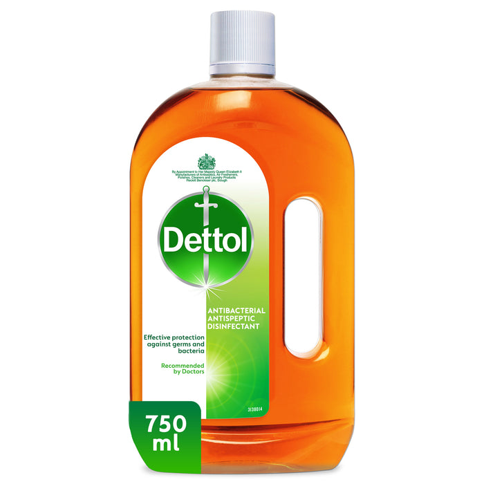 Dettol Antiseptic Liquid Original 750ml