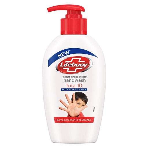 Lifebuoy Total 10 Hand Wash 190 ml