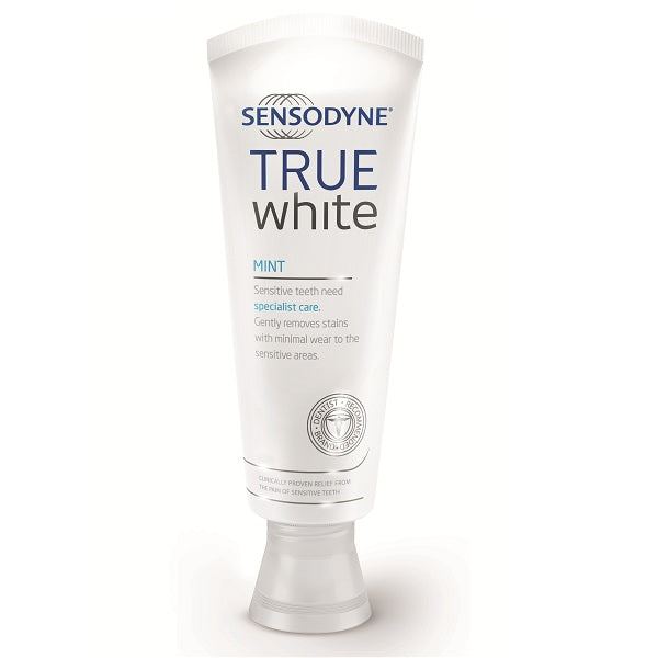Sensodyne TRUE white Mint 75ml