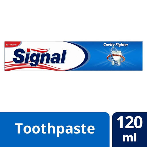 Signal Toothpaste Cavity Fighter 120ml - Talabac