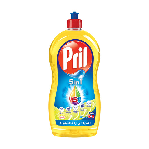 Pril Dishwashing Liquid Lemon 1.25Litre