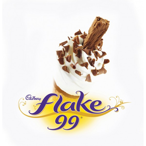 Cadbury Flake Dipped Bar 18g x 30 pieces