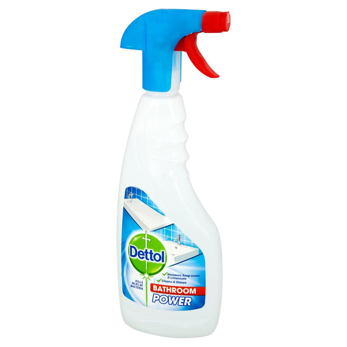 Dettol Bathroom Power Spray 440ml (Made in Britain). - Talabac