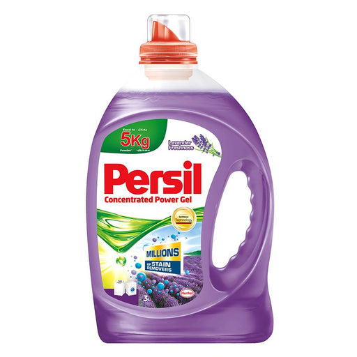 Persil Concentrated Power Gel Lavender 3L - Talabac