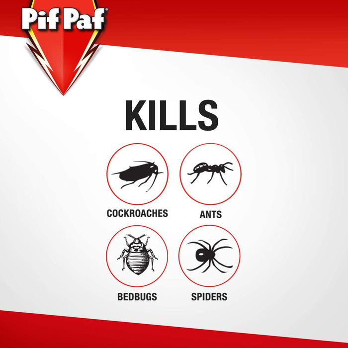 Pif Paf Easy Reach Cockroach Killer - 400ml
