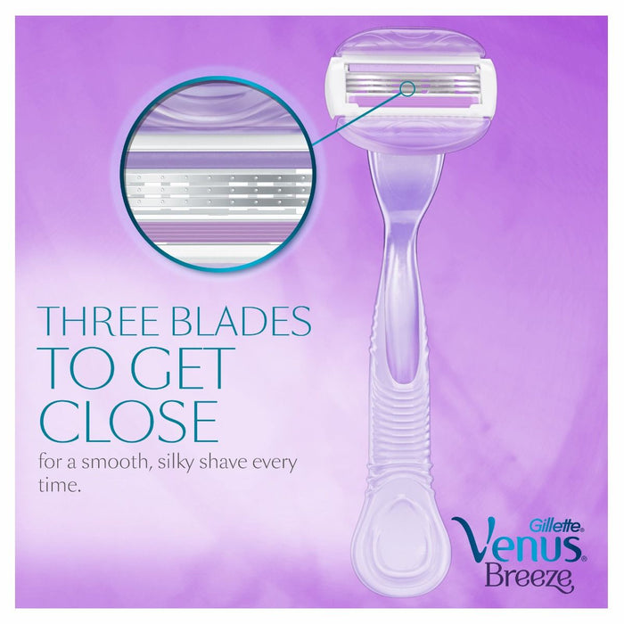Gillette Venus Breeze Women's Razor