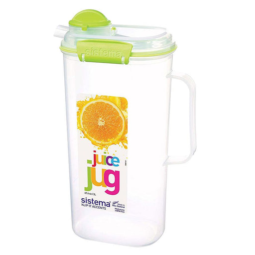 Sistema Juice Accents 2L Green - Talabac