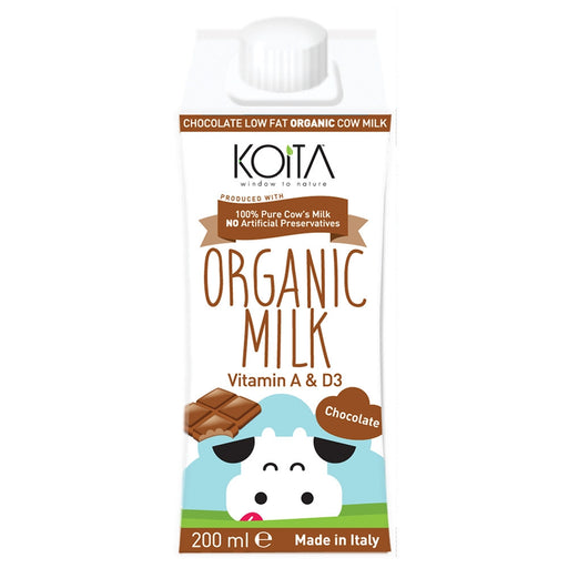 Koita Chocolate with Vitamin A and D3 Liquid Condensed Milk - 200 ml