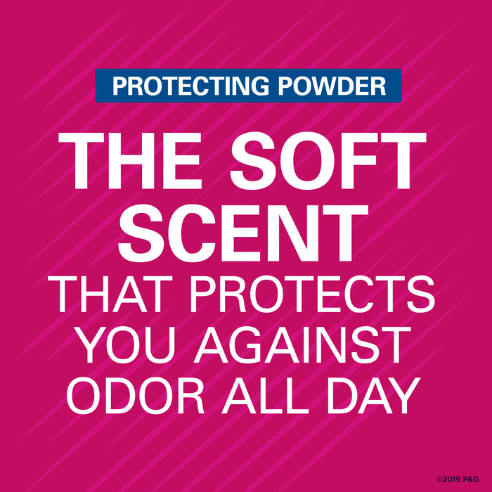 Secret Outlast Completely Clean Scent Women's Deodorant 73g (Made in USA).