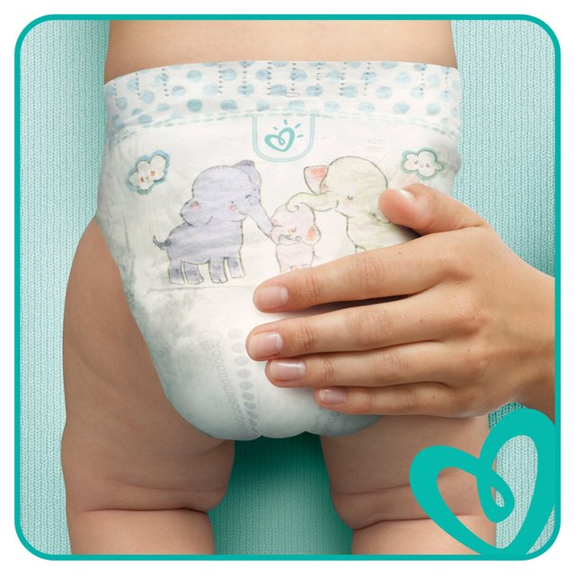 Pampers Baby-Dry Size 3 50 per pack, 6-10 kg (Made in Britain) - Talabac