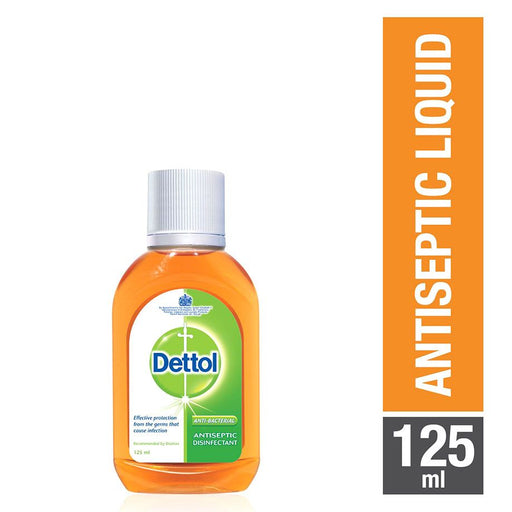 Dettol Antiseptic Liquid Original 125ml
