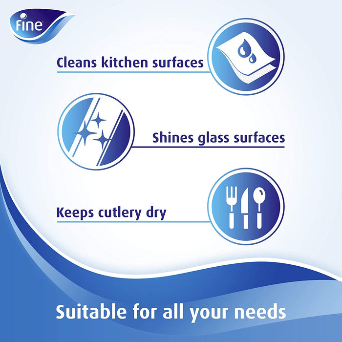 Fine Classic (100 tissues) - pack of 6