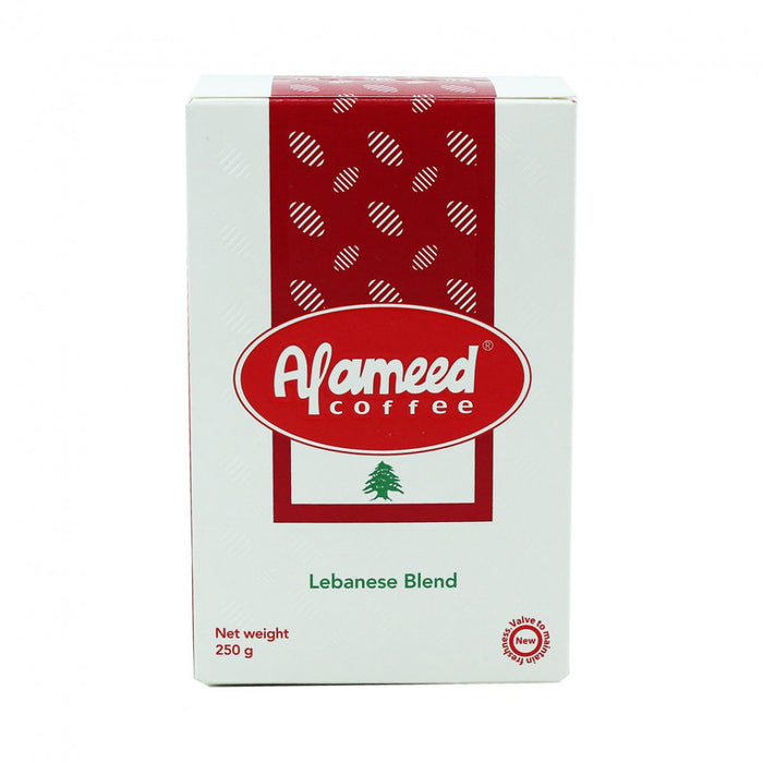 Al Ameed Coffee Lebanese Blend 250g - Talabac