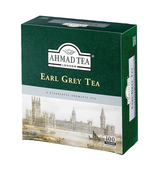 Ahmad Earl Grey tea - 100s