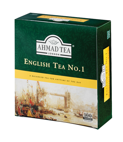 Ahmad Tea London No.1 - 100s