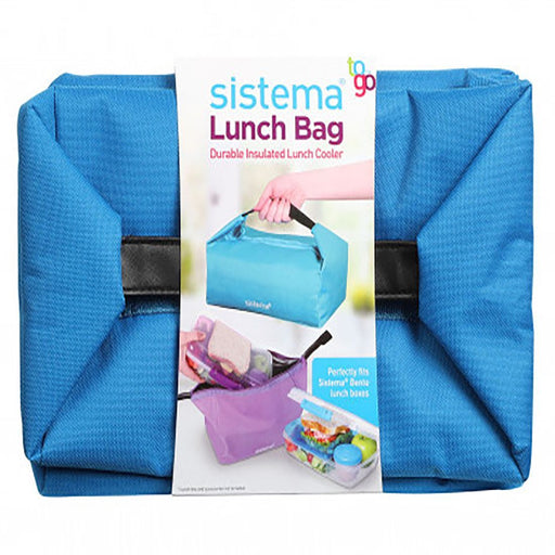 Sistema Lunch Bag TO GO, Blue - Talabac
