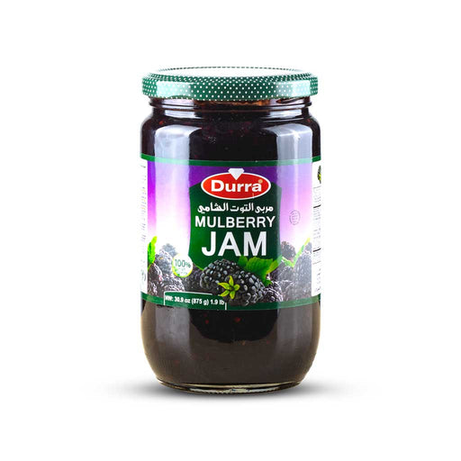 Durra MULBERRY JAM GLASS JAR 875G