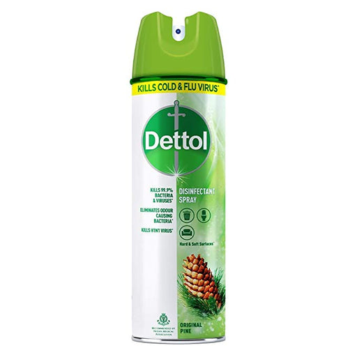 Dettol Disinfectant Spray Sanitizer for Germ Protection 225ml