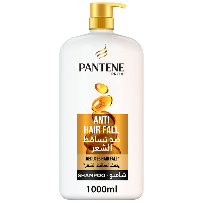 Pantene Pro-V Anti-Hairfall Shampoo 1000ml - Talabac