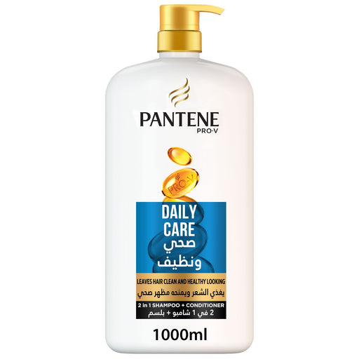 Pantene Pro-V Daily Care Shampoo 1000ml - Talabac