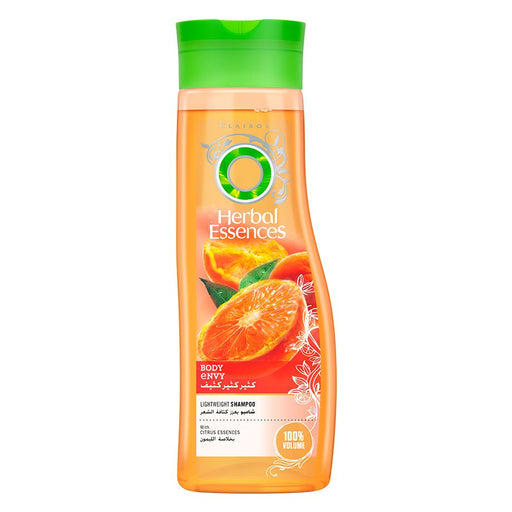 Herbal Essences Body Envy Lightweight Shampoo With Citrus Essences 700ml - Talabac