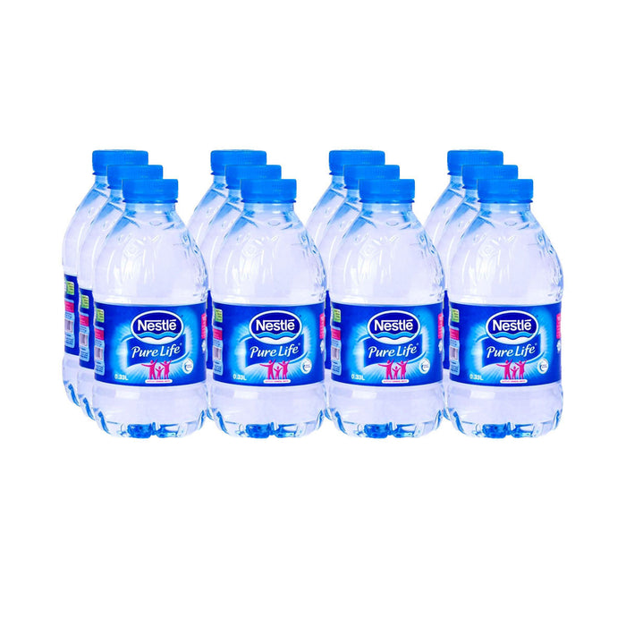 Nestle Pure Life Spring Water 12 x 330ml